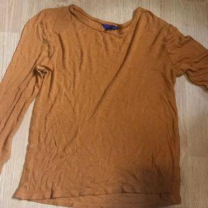 Aeropostale orange lone sleeve, great condition